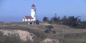 Cap Blanco lighthouse